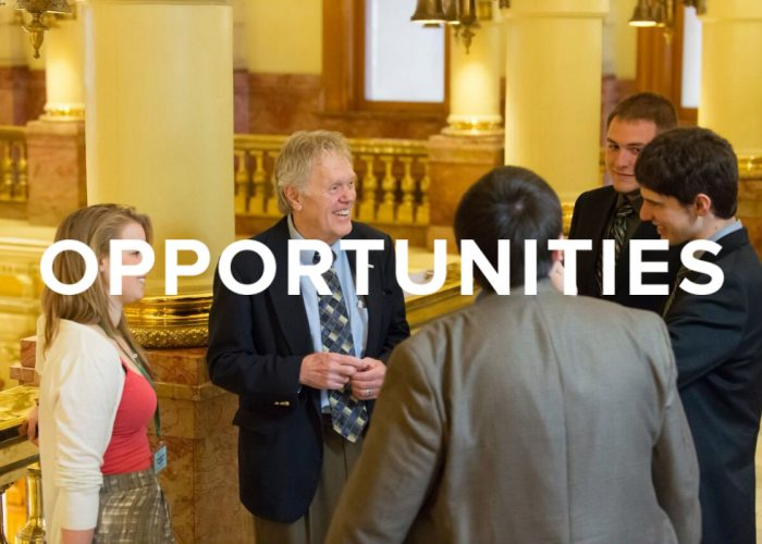 Colorado Legislative Internship