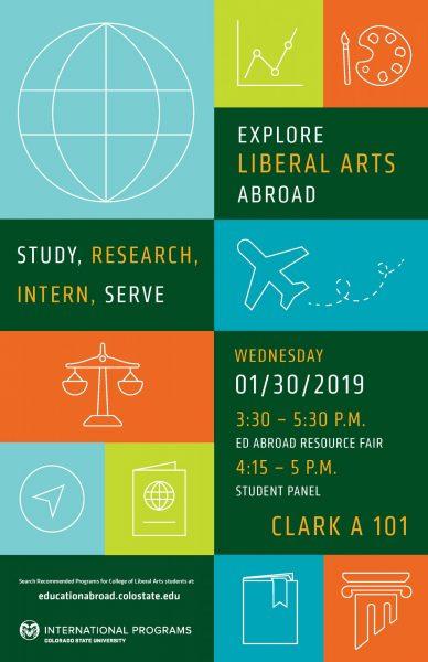 Explore Liberal Arts Abroad