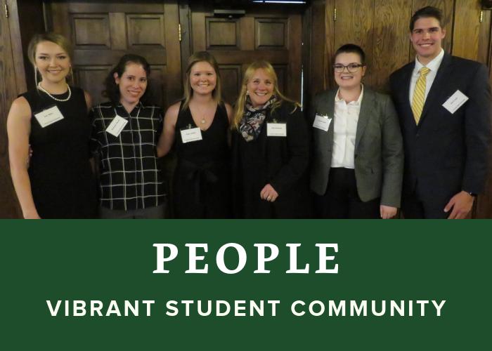 Vibrant Student Community