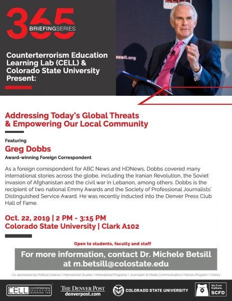 Greg Dobbs Event